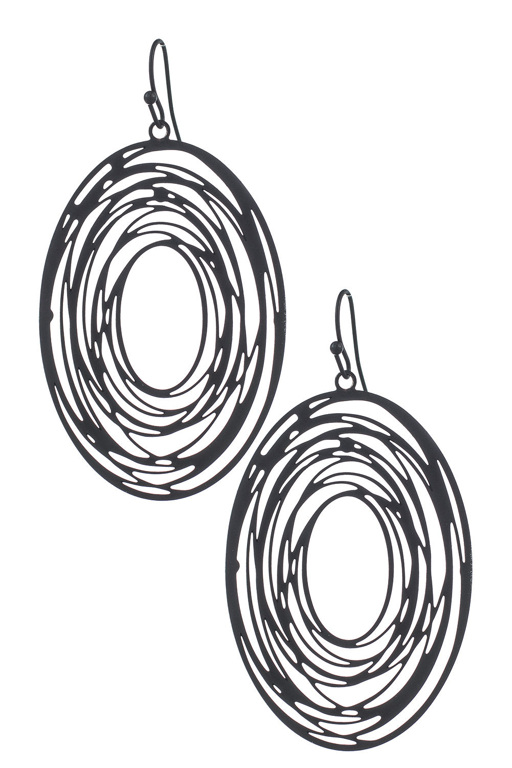 Type 4 Net Margins Earrings