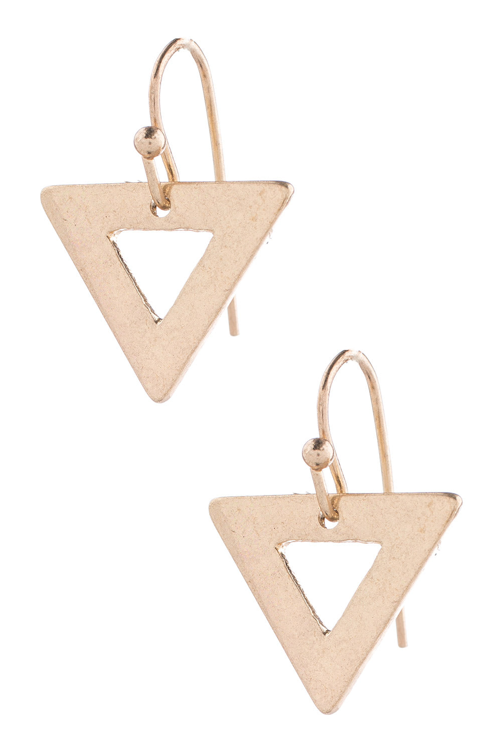 Type 3 Dropped Angle Earrings