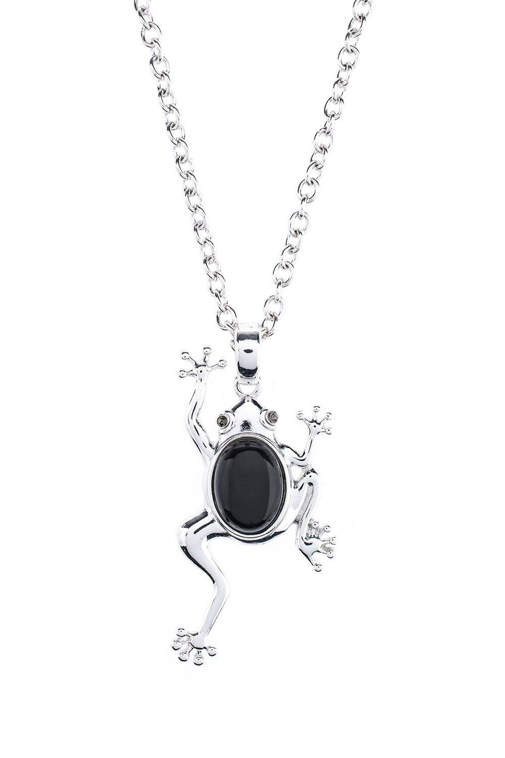 Type 4 Frog At My Throat Necklace