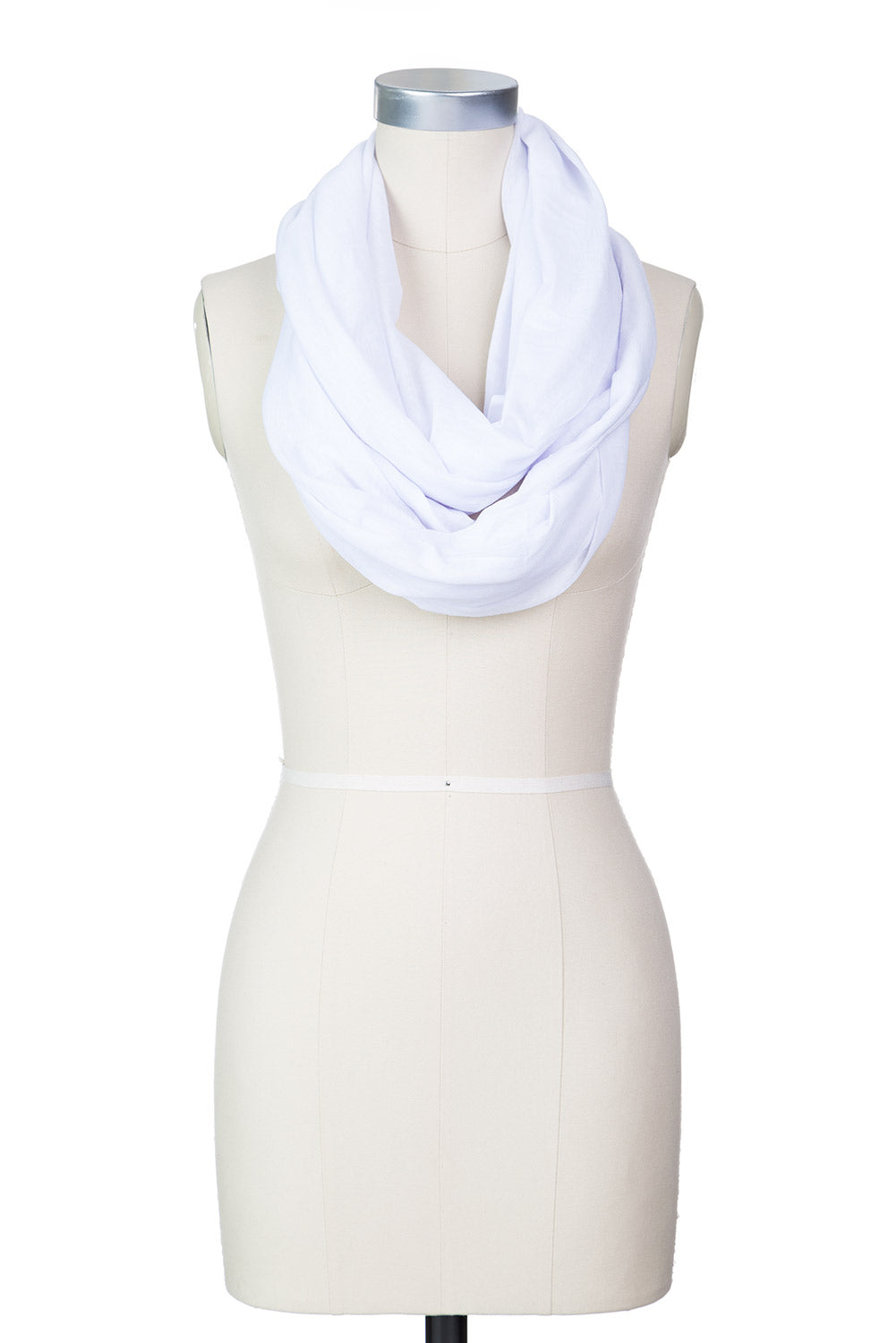 Type 2 Palest Lavender Scarf