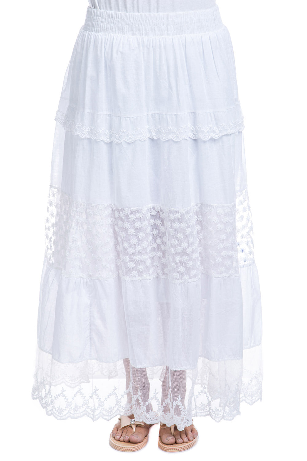 Type 1 All The Frills Skirt