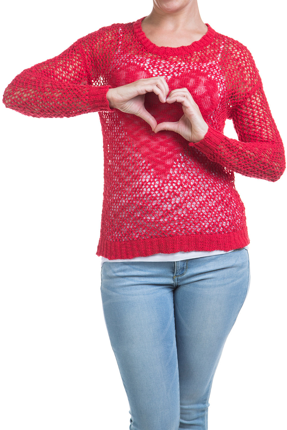 Type 1 I Heart You Sweater