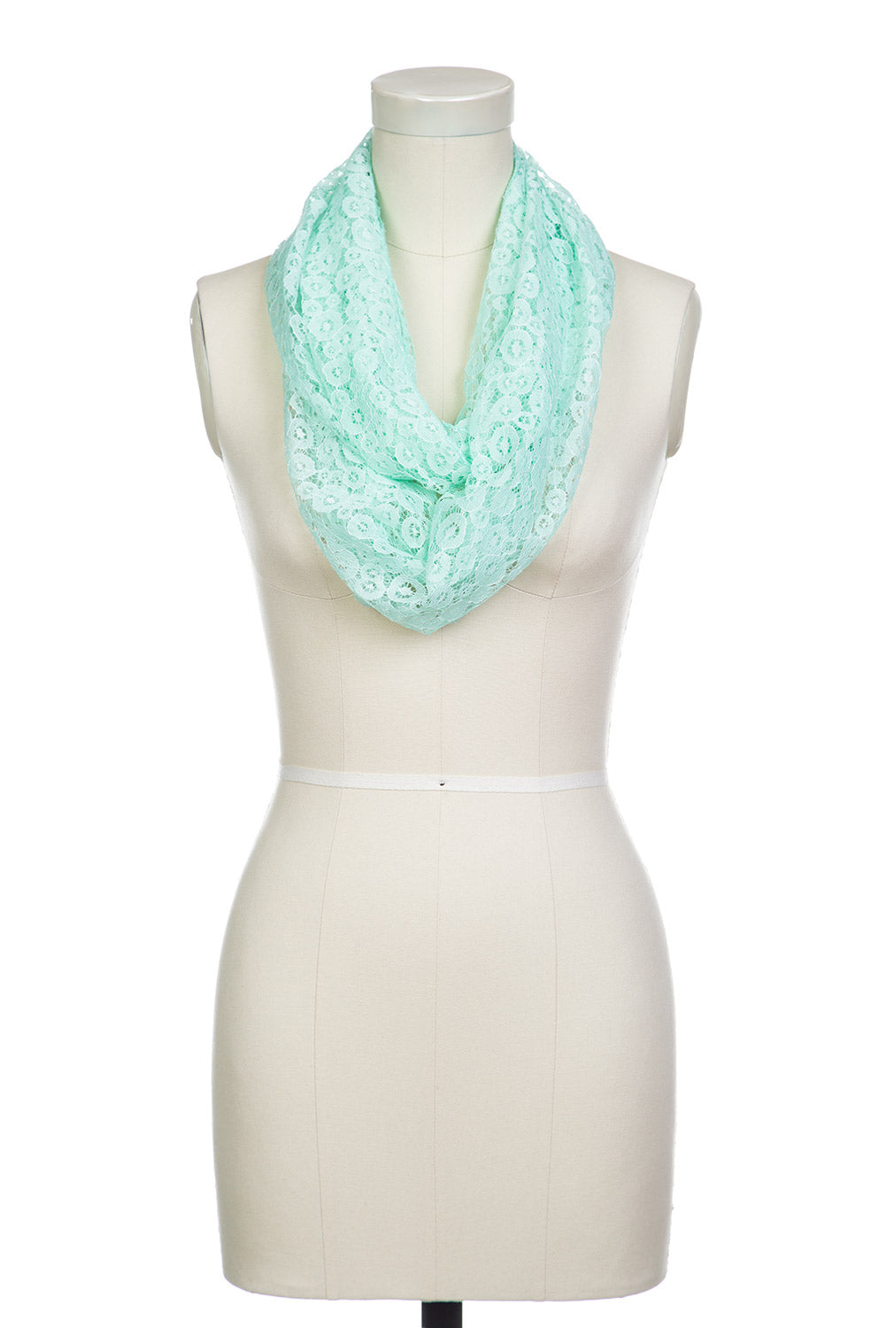 Type 1 Infinite Lace Scarf