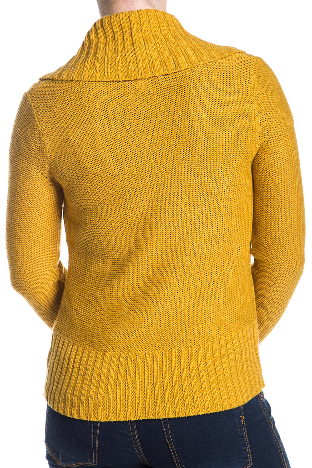 Type 3 It Mustard Be Love Sweater