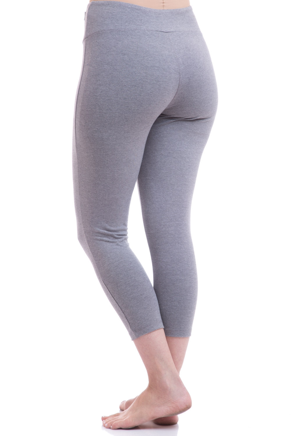 Type 2 Tranquil Grey Capris