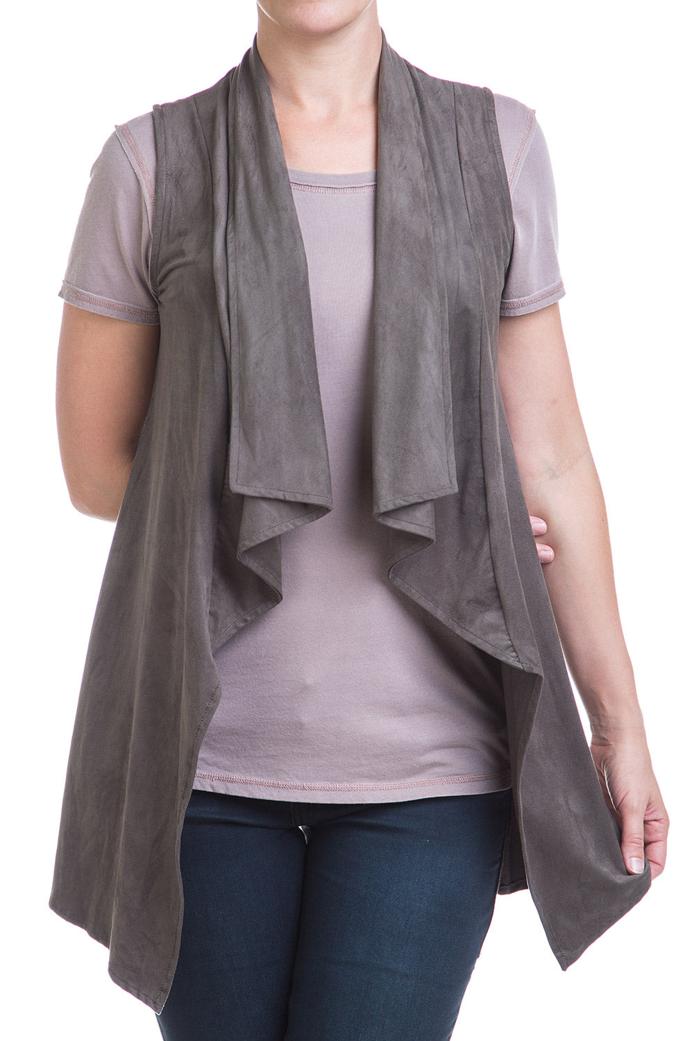 Type 2 Smooth, Soft and Suede Vest