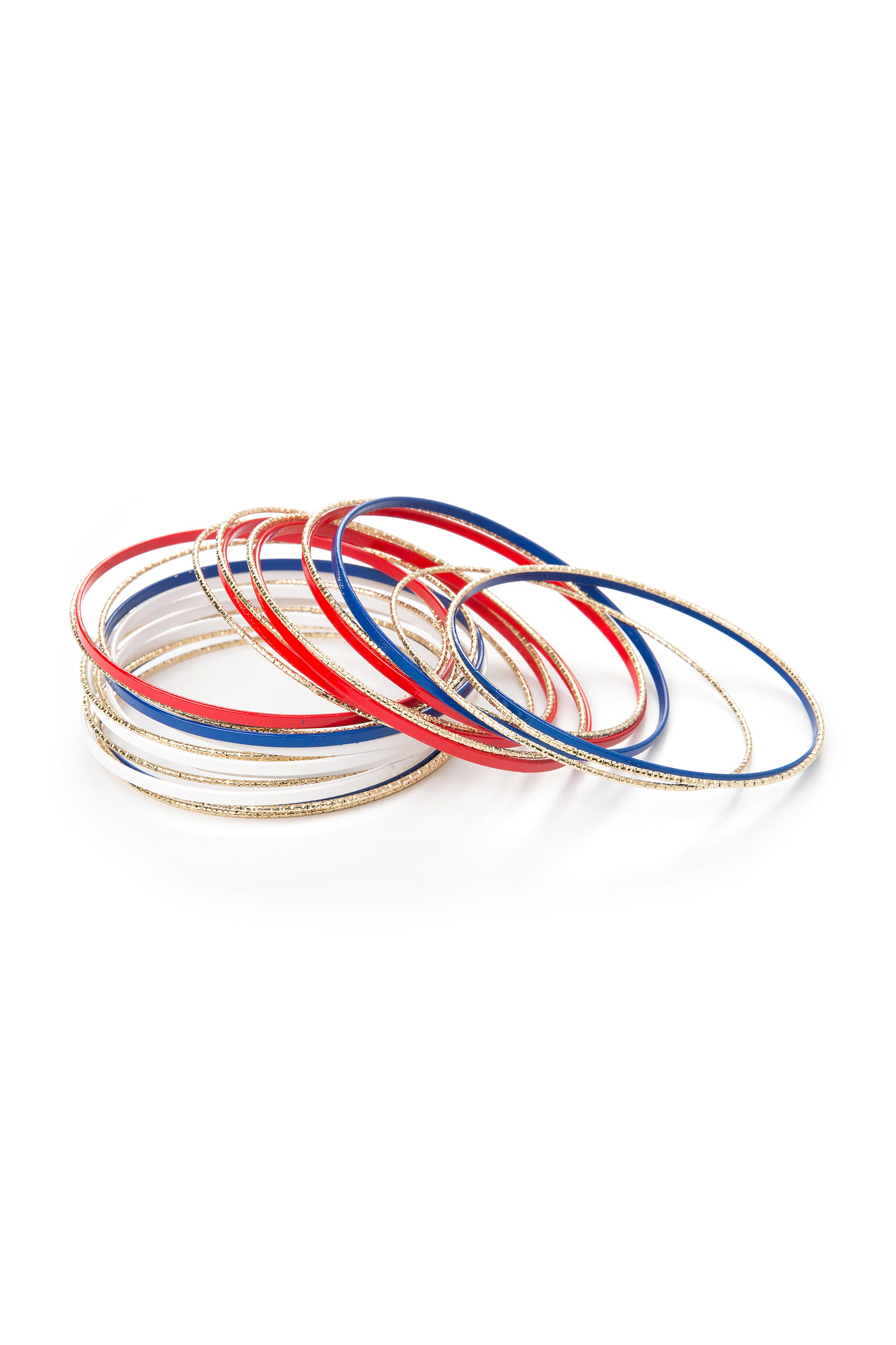 Type 1 Patriotic Bangle Set