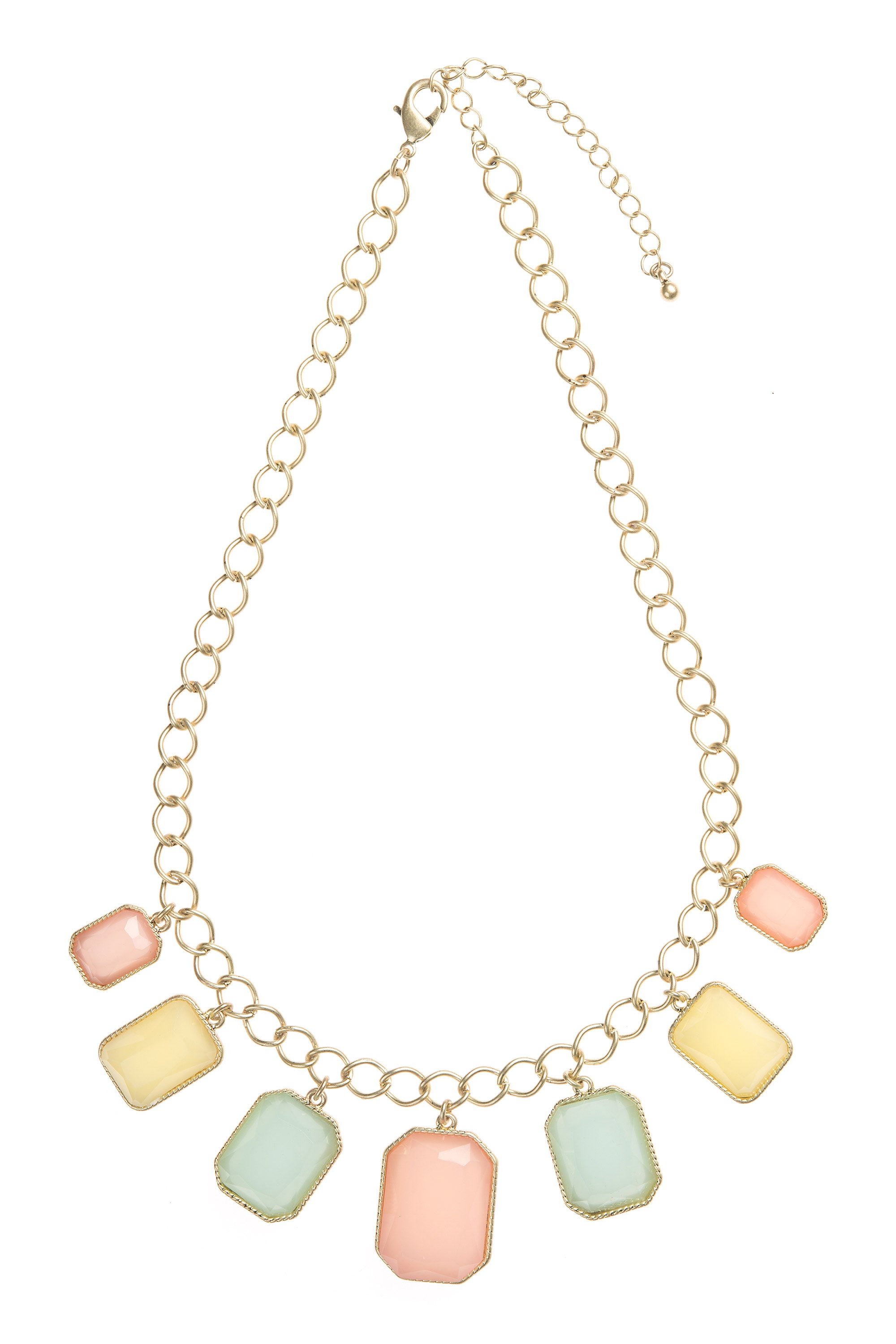 Type 1 Pretty Pastels Necklace