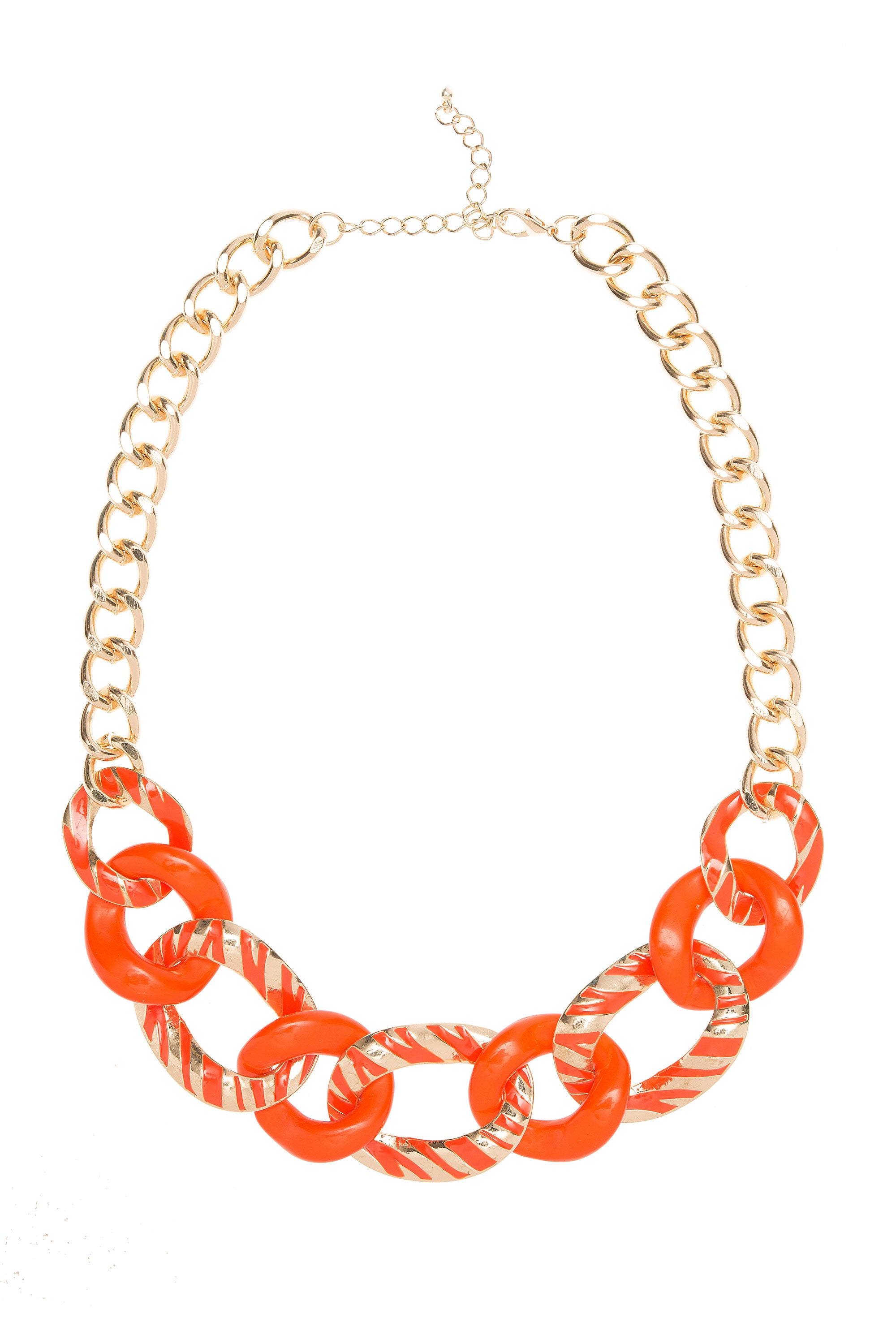 Type 3 Bengal Stripes Necklace