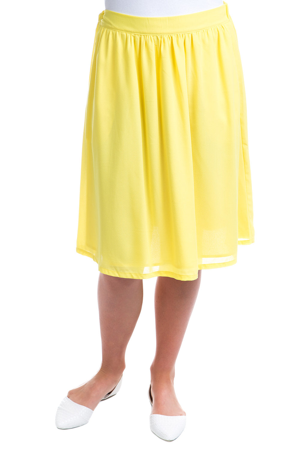 Type 1 Lemon Drop Skirt
