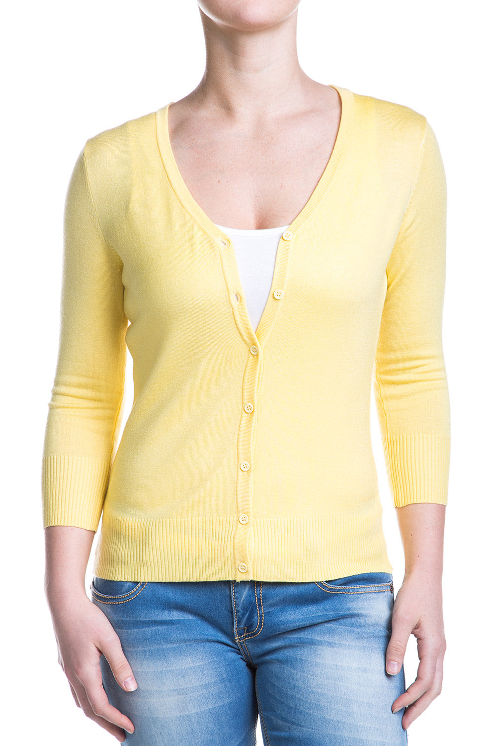 Type 1 Baby Yellow Cardigan