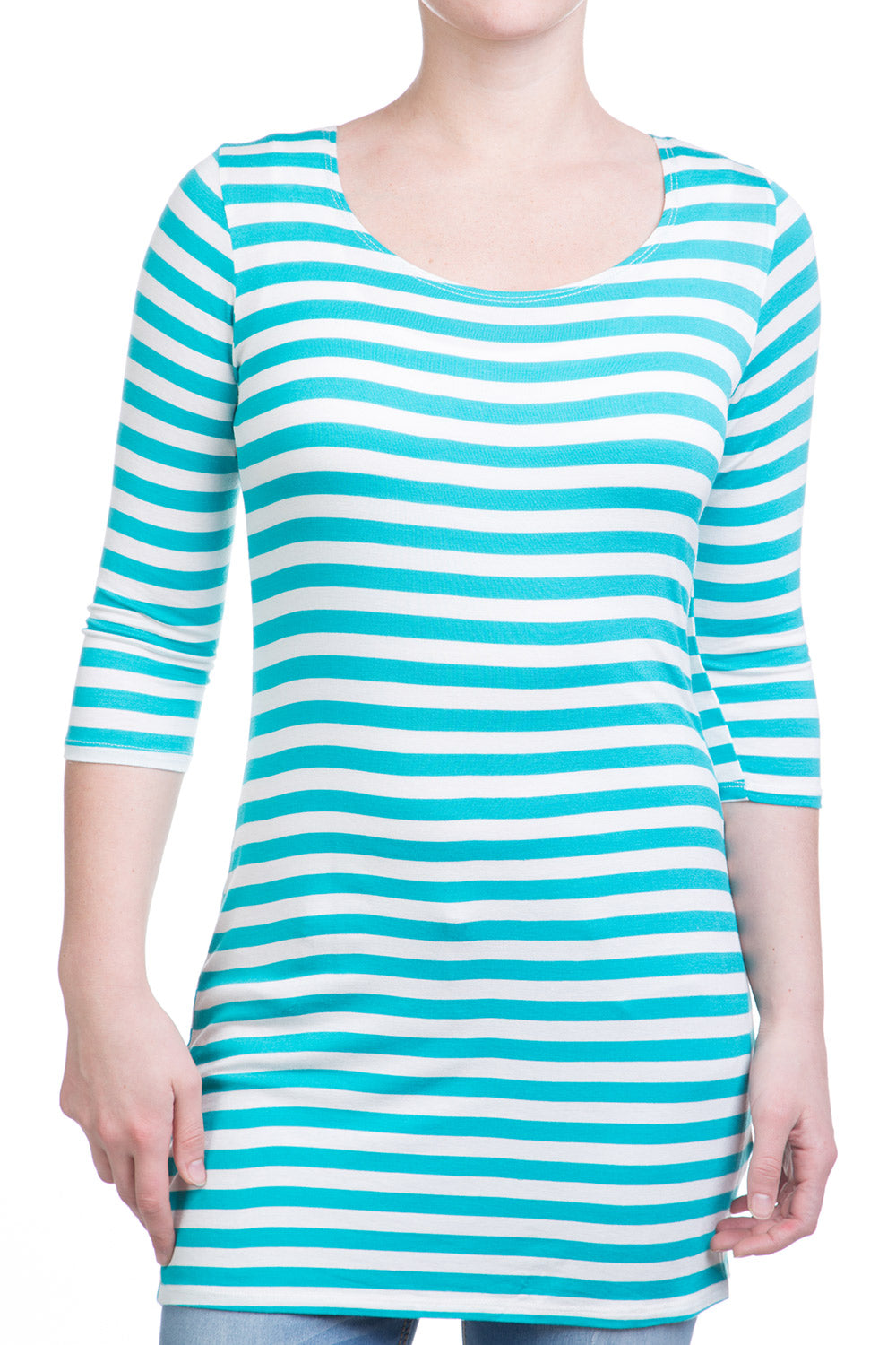 Type 1 Striped Night Top