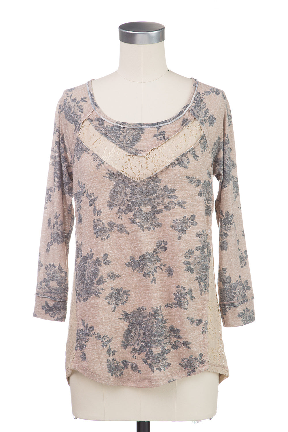 Type 2 Desert Rose Top