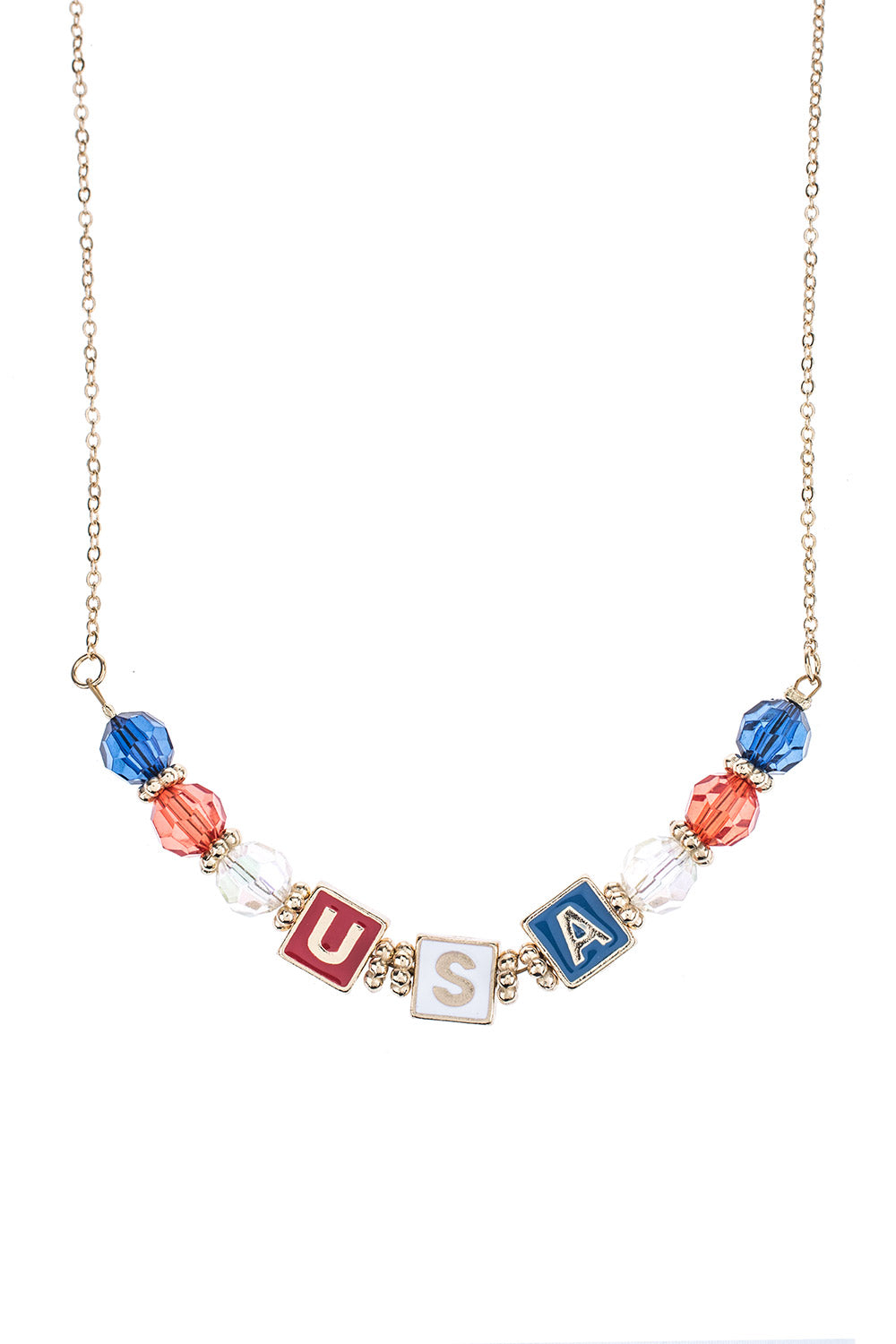 Type 1 Yankee Doodle Lady Necklace