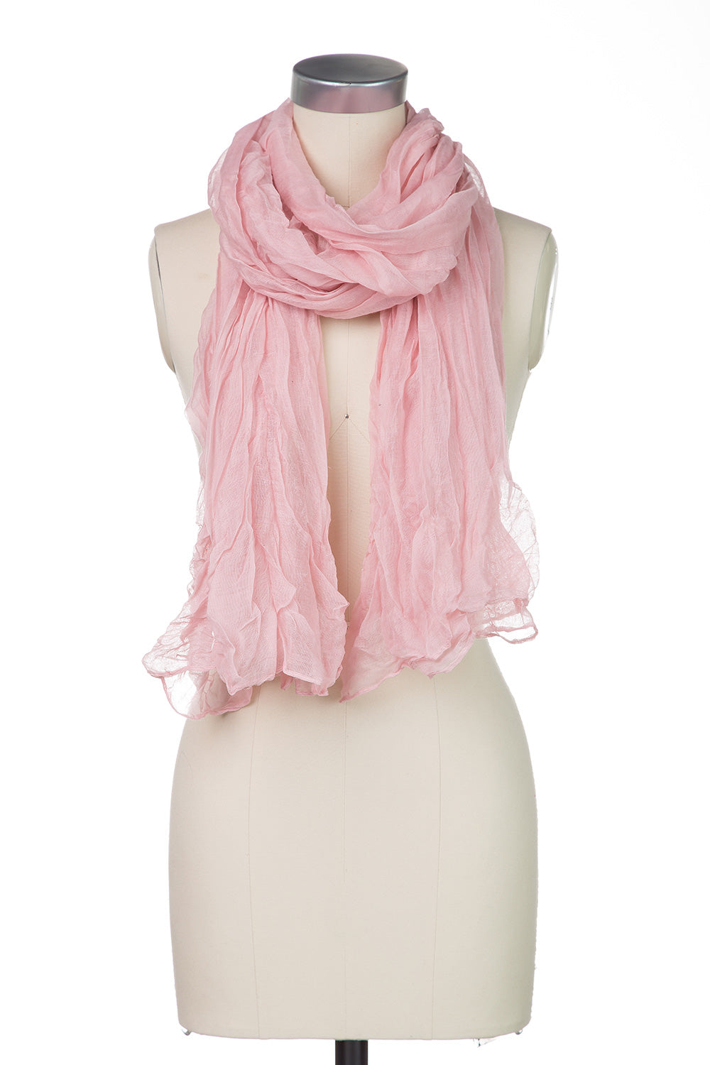 Type 2 Kissed with Pink Scarf