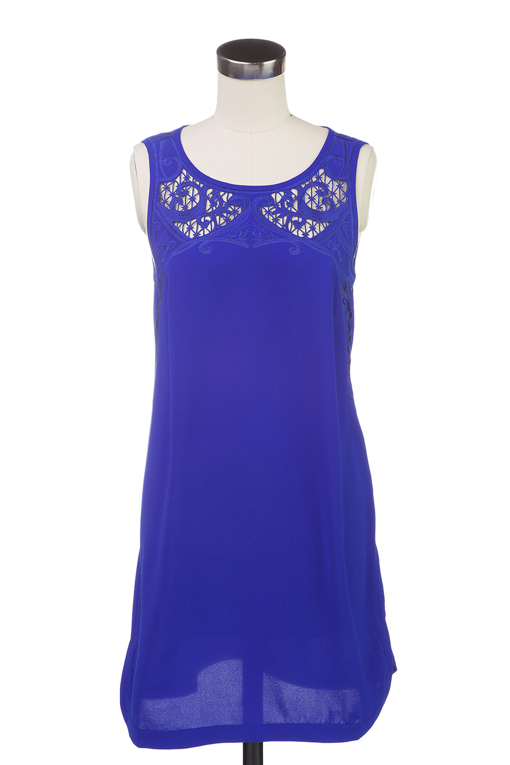Type 4 Cobalt Cut Out Dress