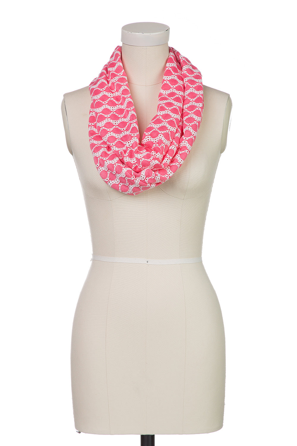 Type 1 Once upon a Dream Scarf in Coral