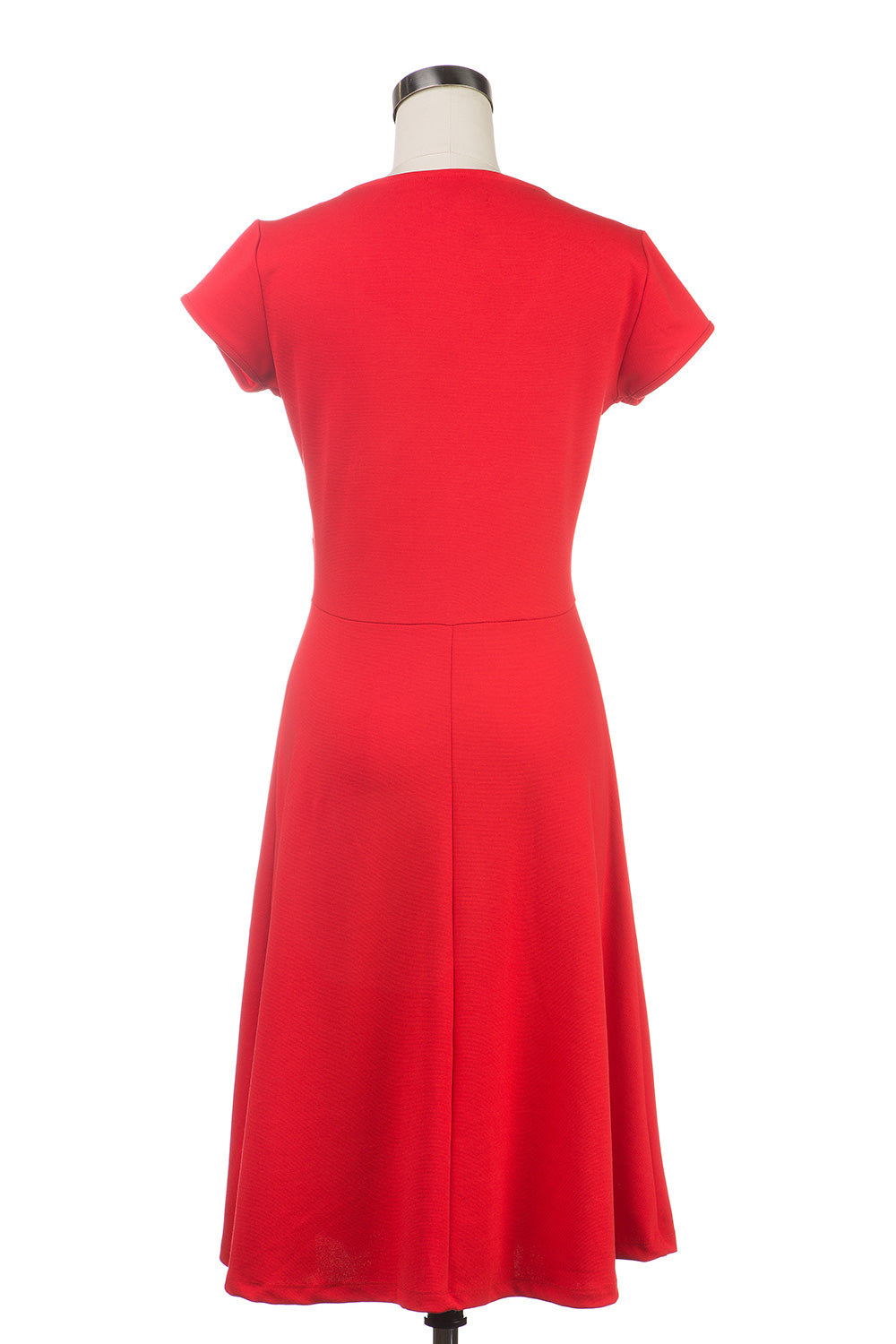 Type 4 Lunch Date Dress in Red