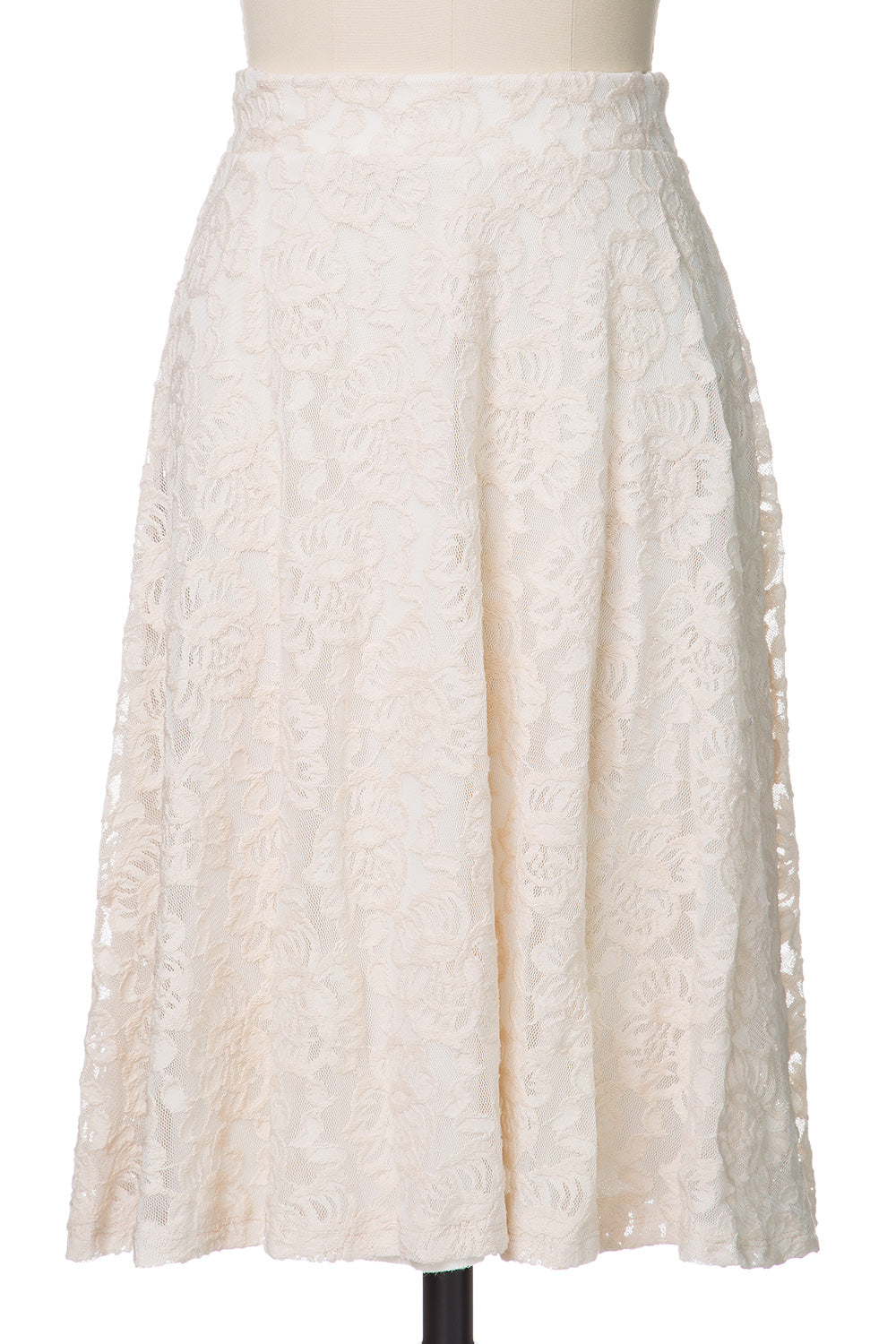 Type 3 Better Lace than Never Skirt