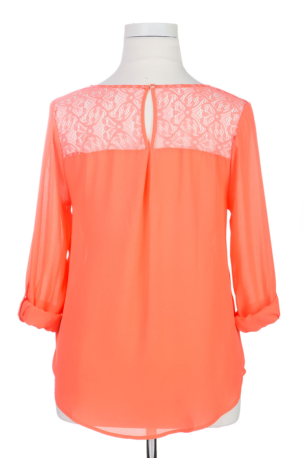 Type 1 You are Beautiful Top in Coral