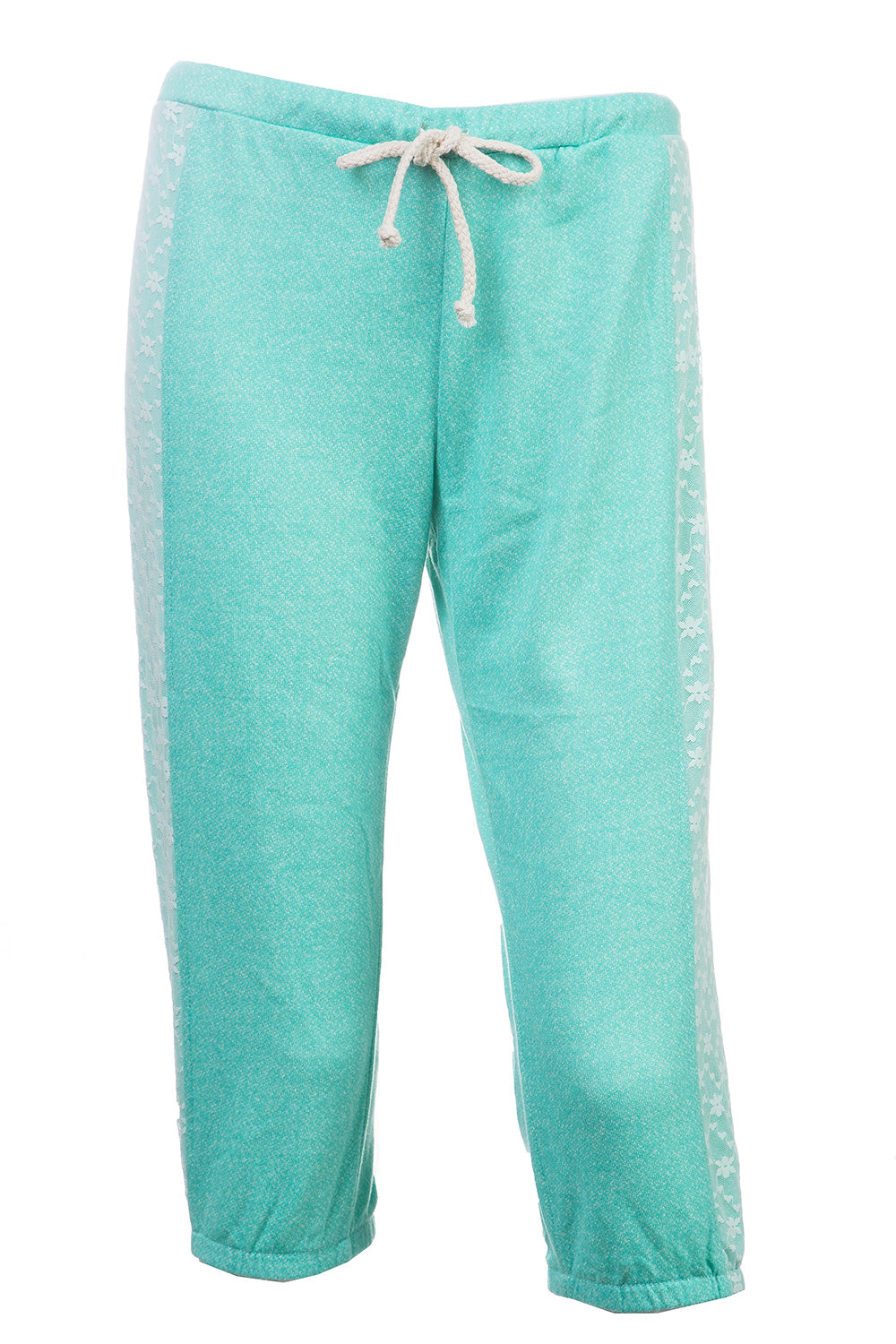 Type 1 Lounge Time Pants In Mint