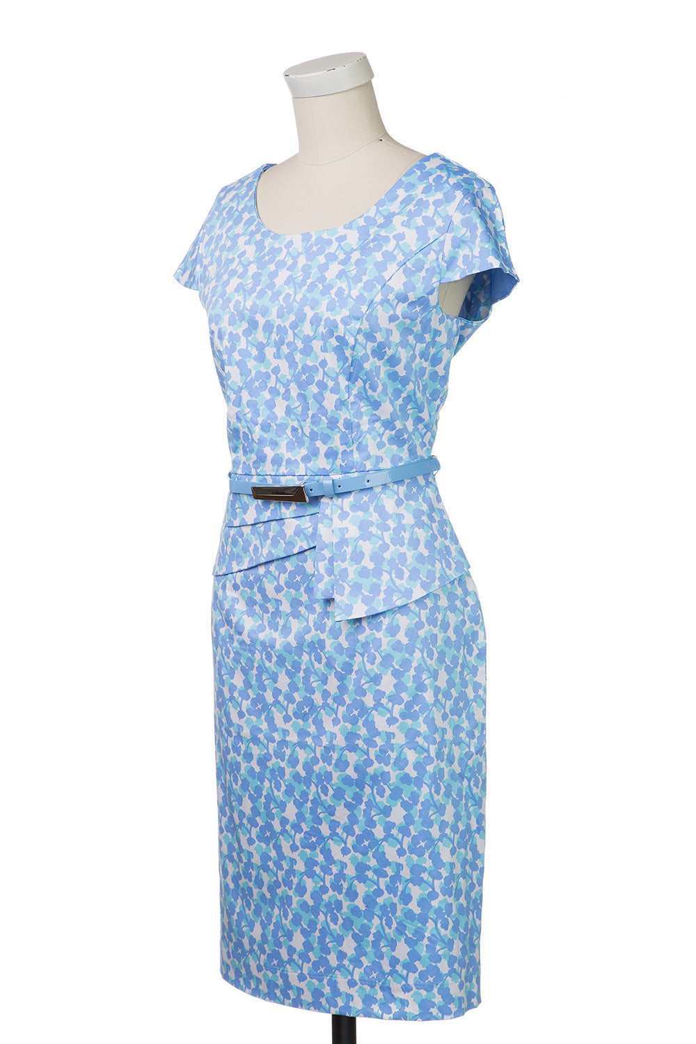 Type 1 Playful Periwinkle Dress