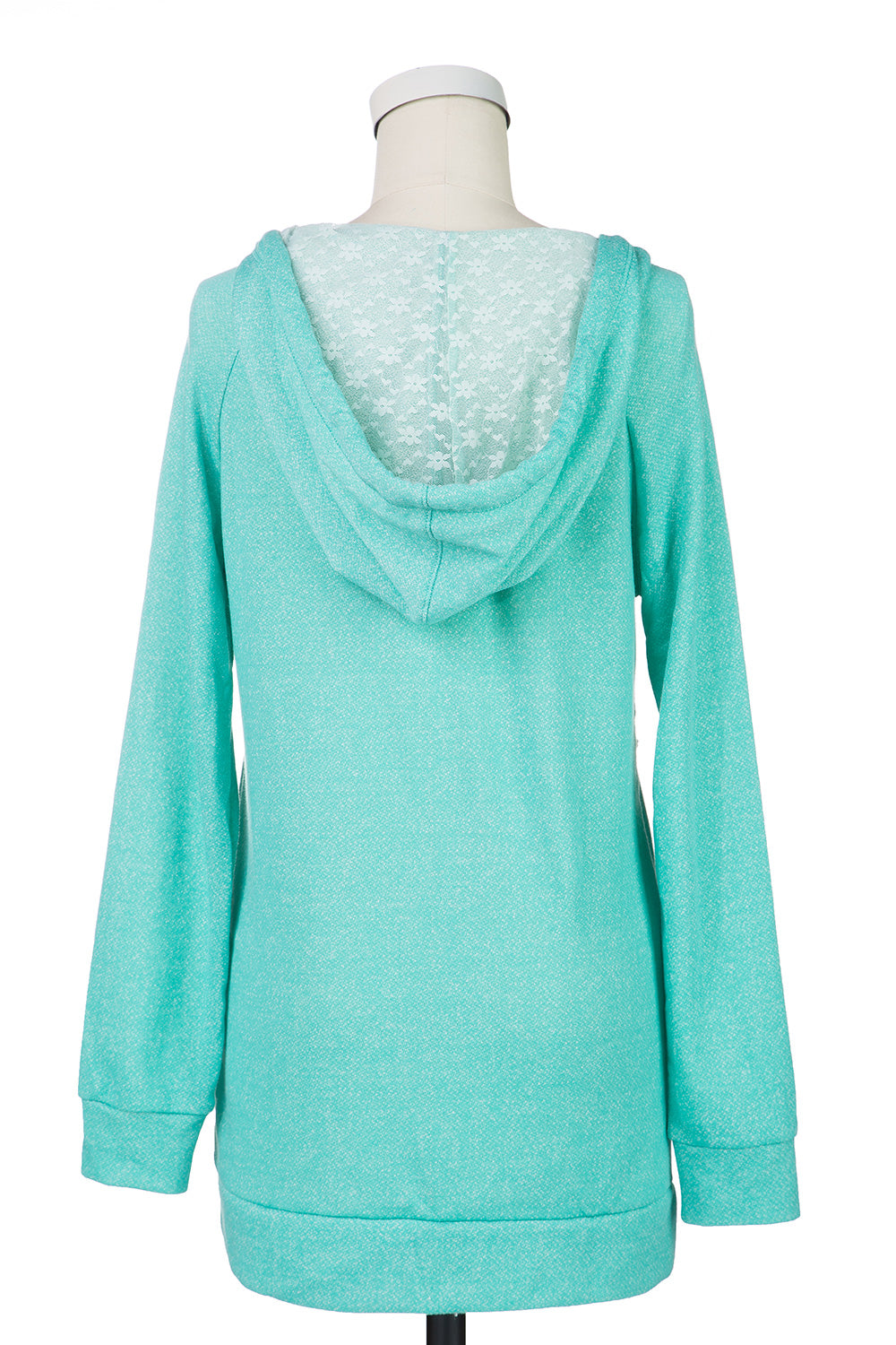 Type 1 Lounge Time Sweater In Mint