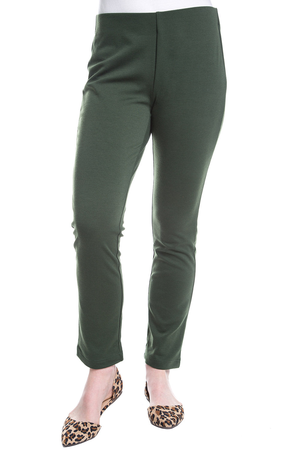 Type 3 In The Mix Pants In Pine Green