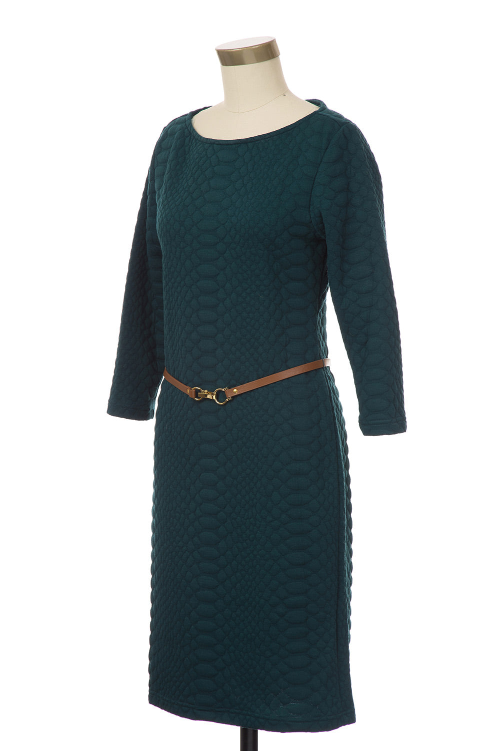 Type 3 Cocktail Party Dress in Green