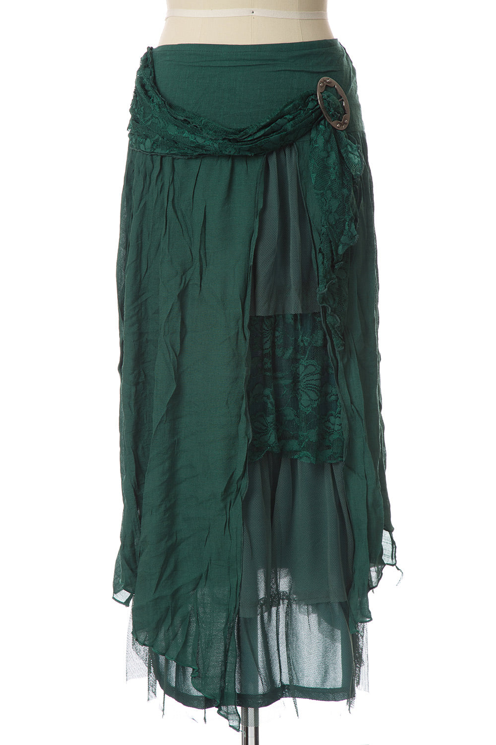 Type 2 Gypsy Skirt in Green