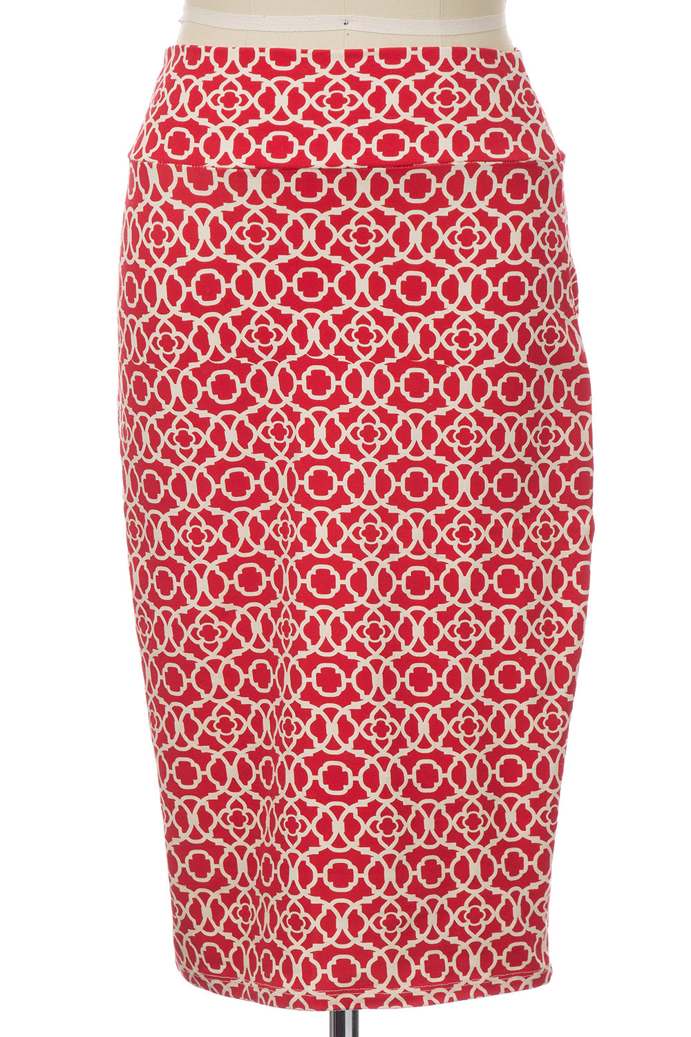 Type 3 Sassy Stretch Pencil Skirt