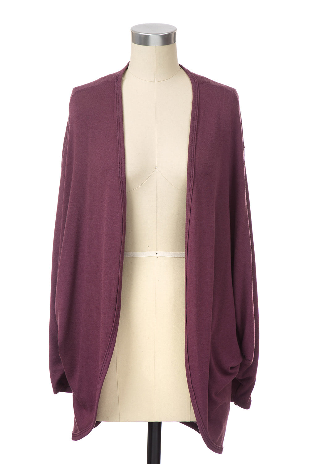 Type 2 Simply Soft Cardigan in Purple