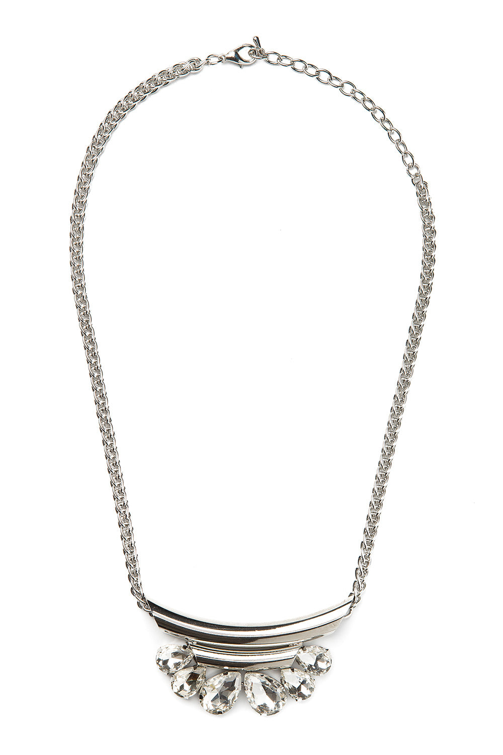 Type 4 Silver Falls Necklace