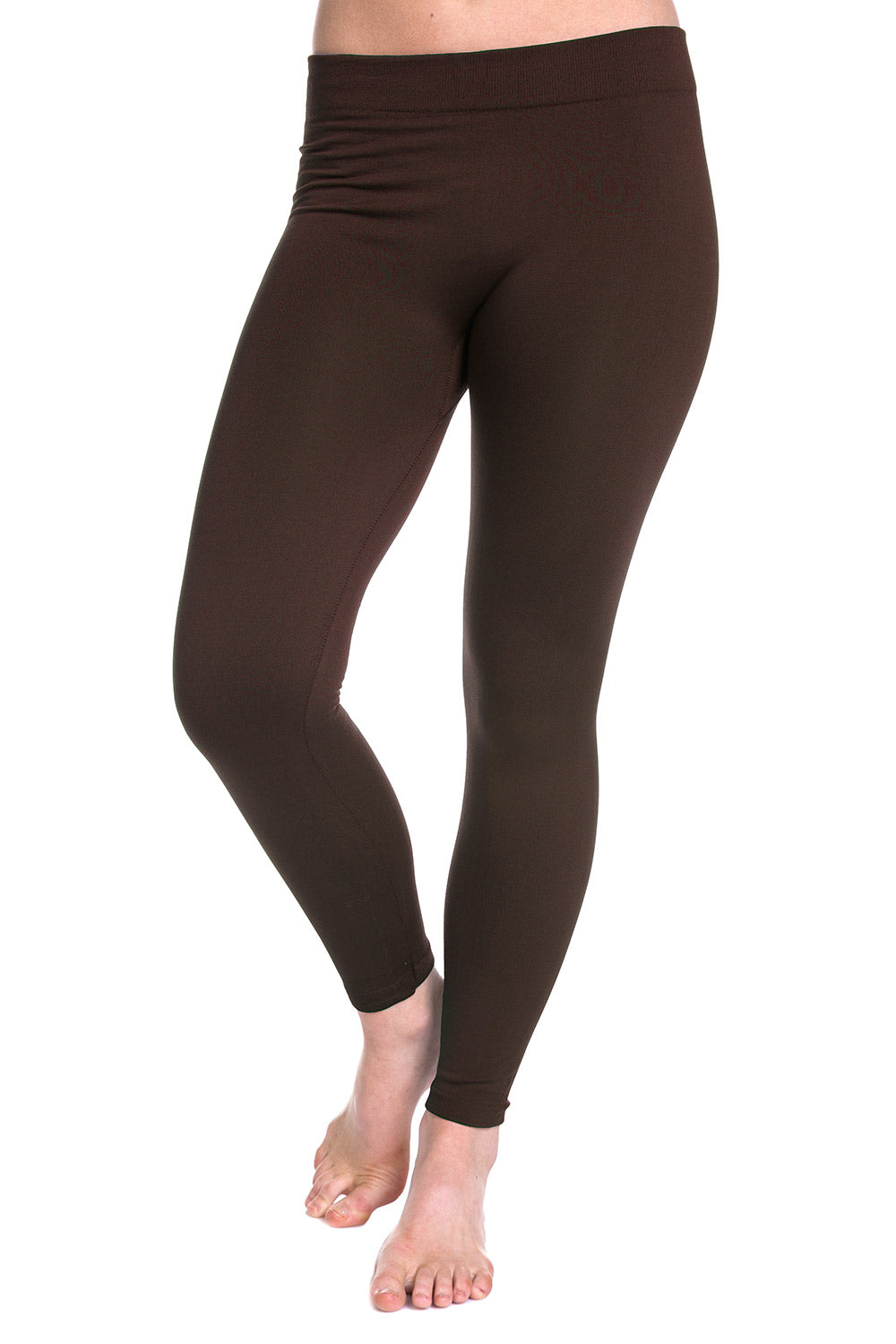 Type 1 Warm Layer Leggings In Brown