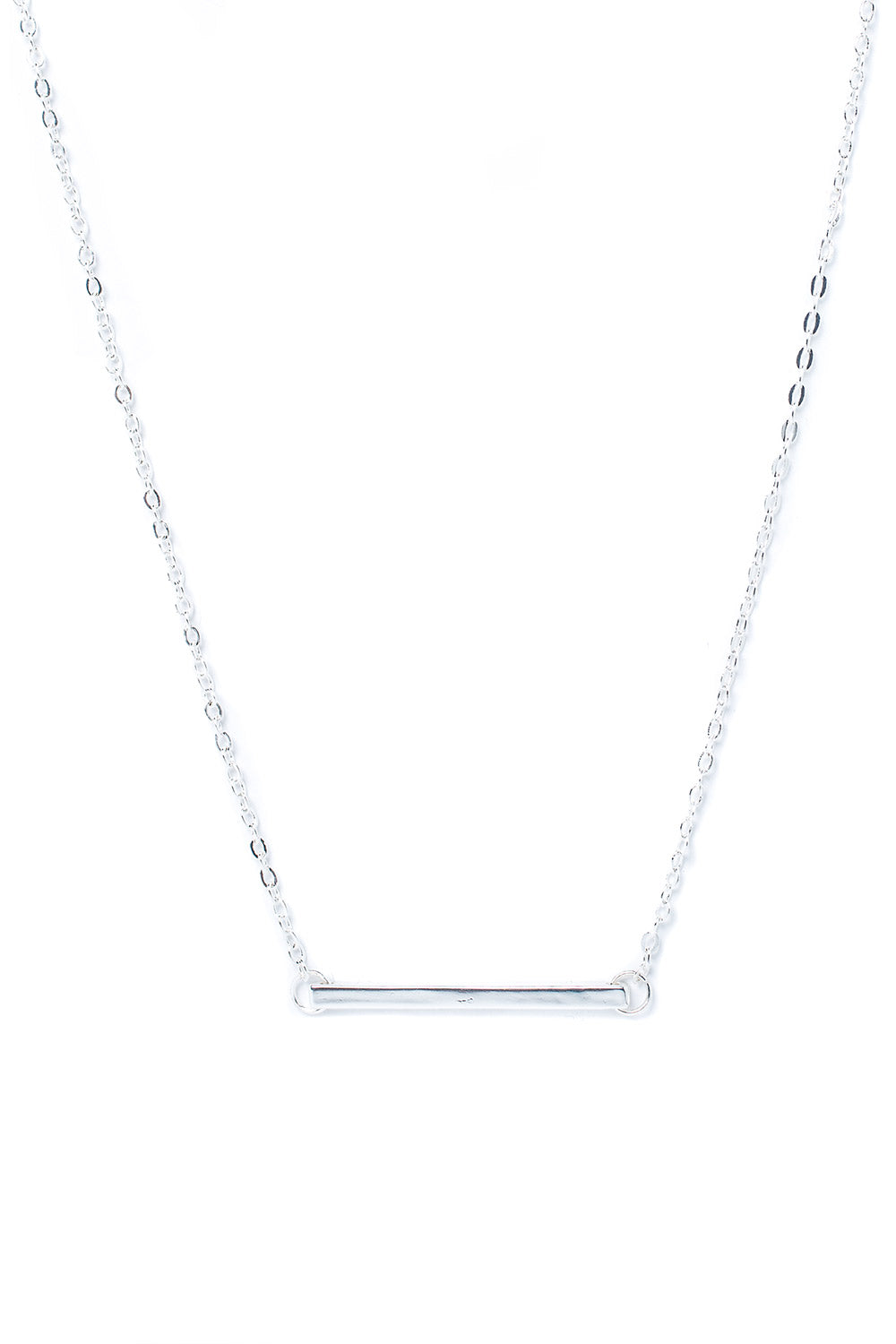 Type 4 Bar None Necklace