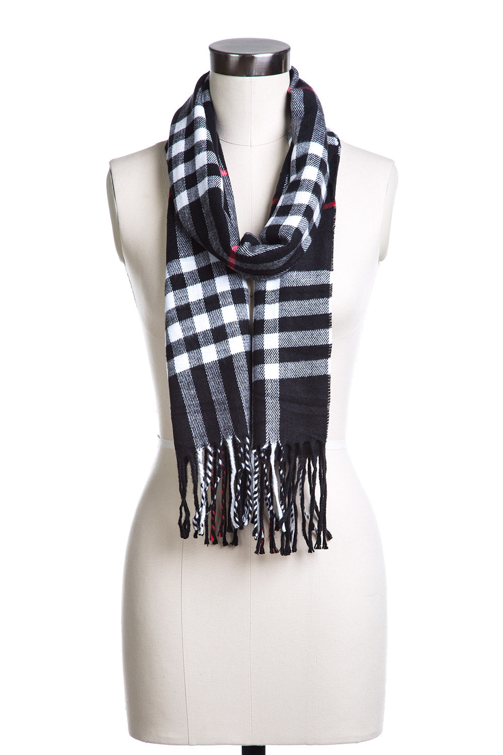 Type 4 Ode To Plaid Scarf