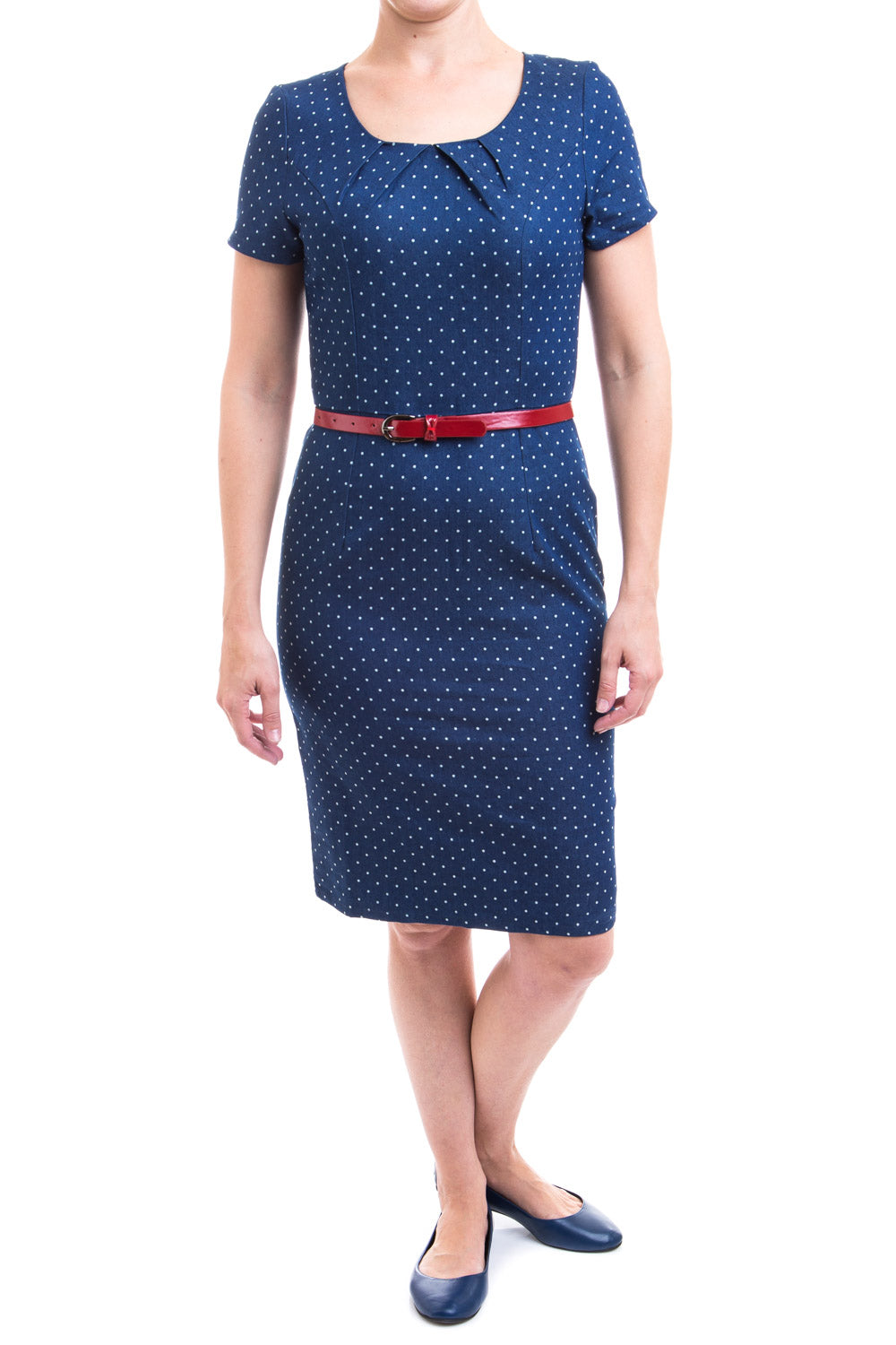 Type 1 Payton Polka Dot Dress
