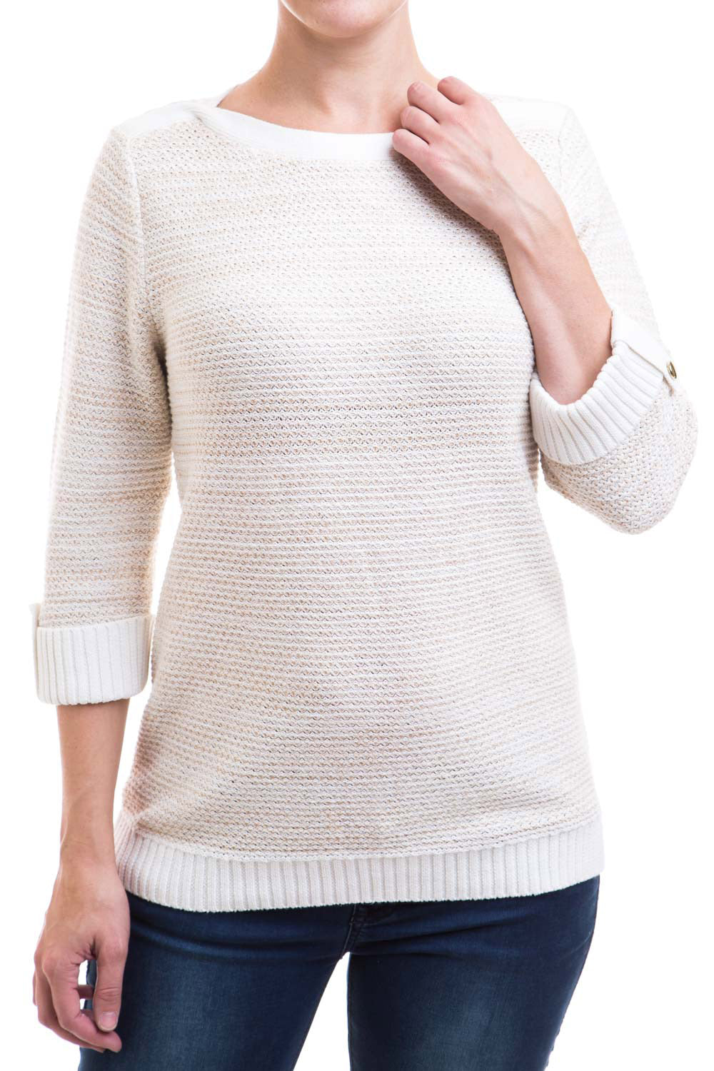 Type 1 Fields Of Gold Sweater