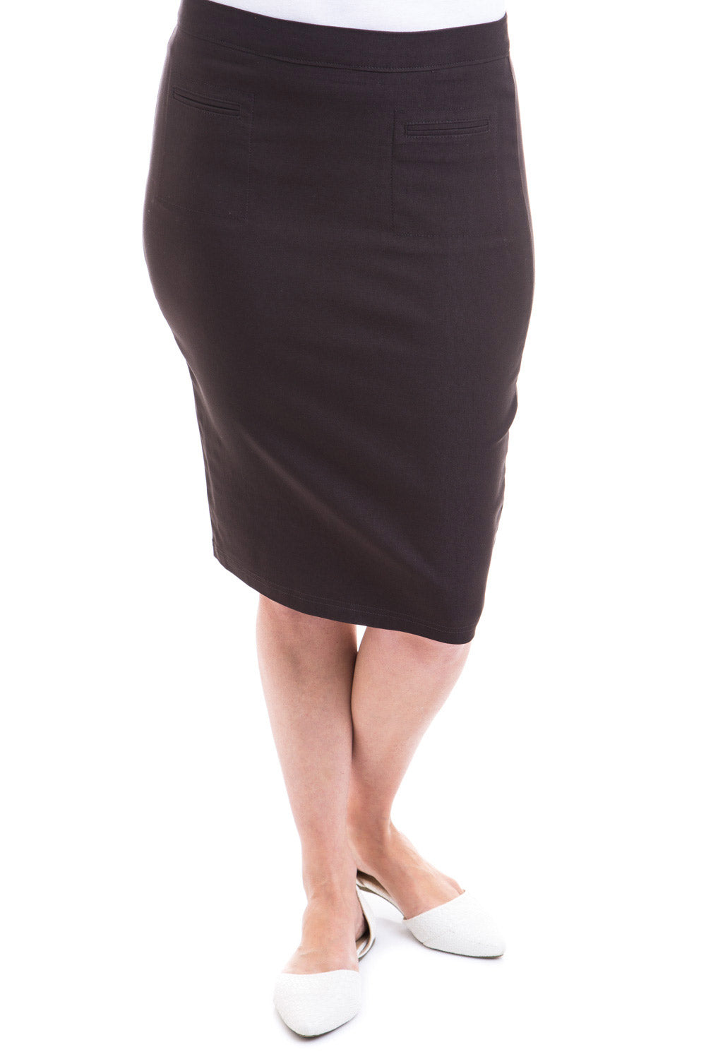 Type 1 Chocolate Box Pencil Skirt