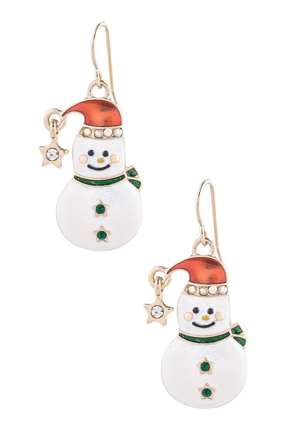 Type 1 Frosty Earrings