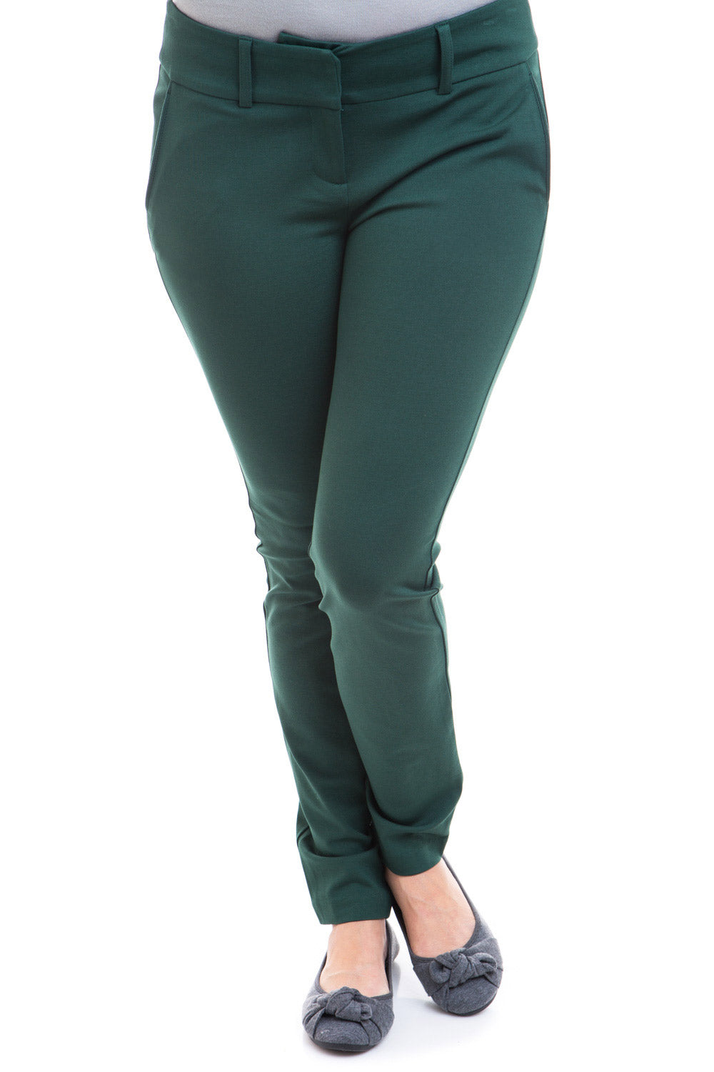 Type 2 Elegant Evergreen Pants