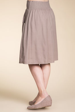 Type 2 Timber Taupe Skirt