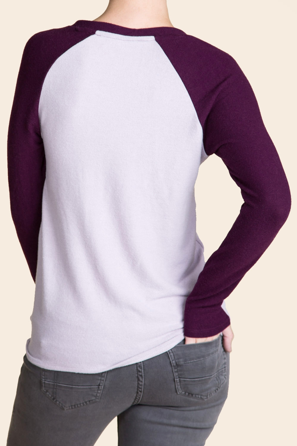 Type 2 Purple Passion Top