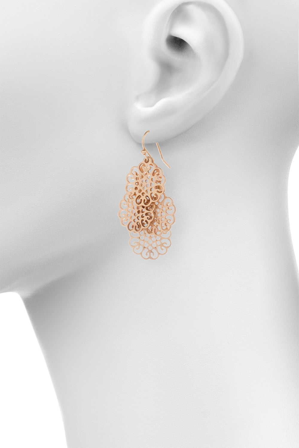 Type 1 Dash Of Gold Earrings