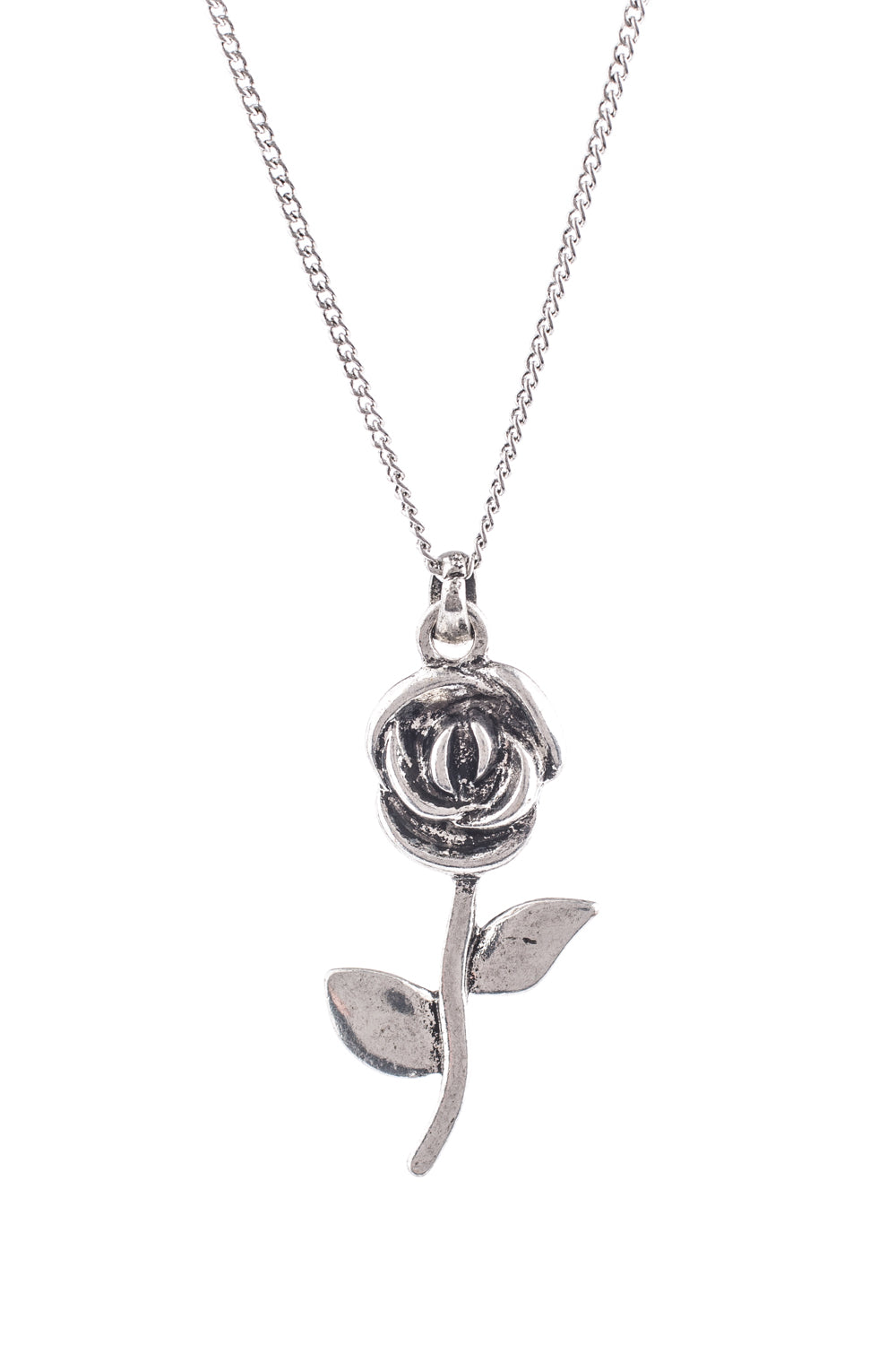Type 2 Enchanted Rose Necklace