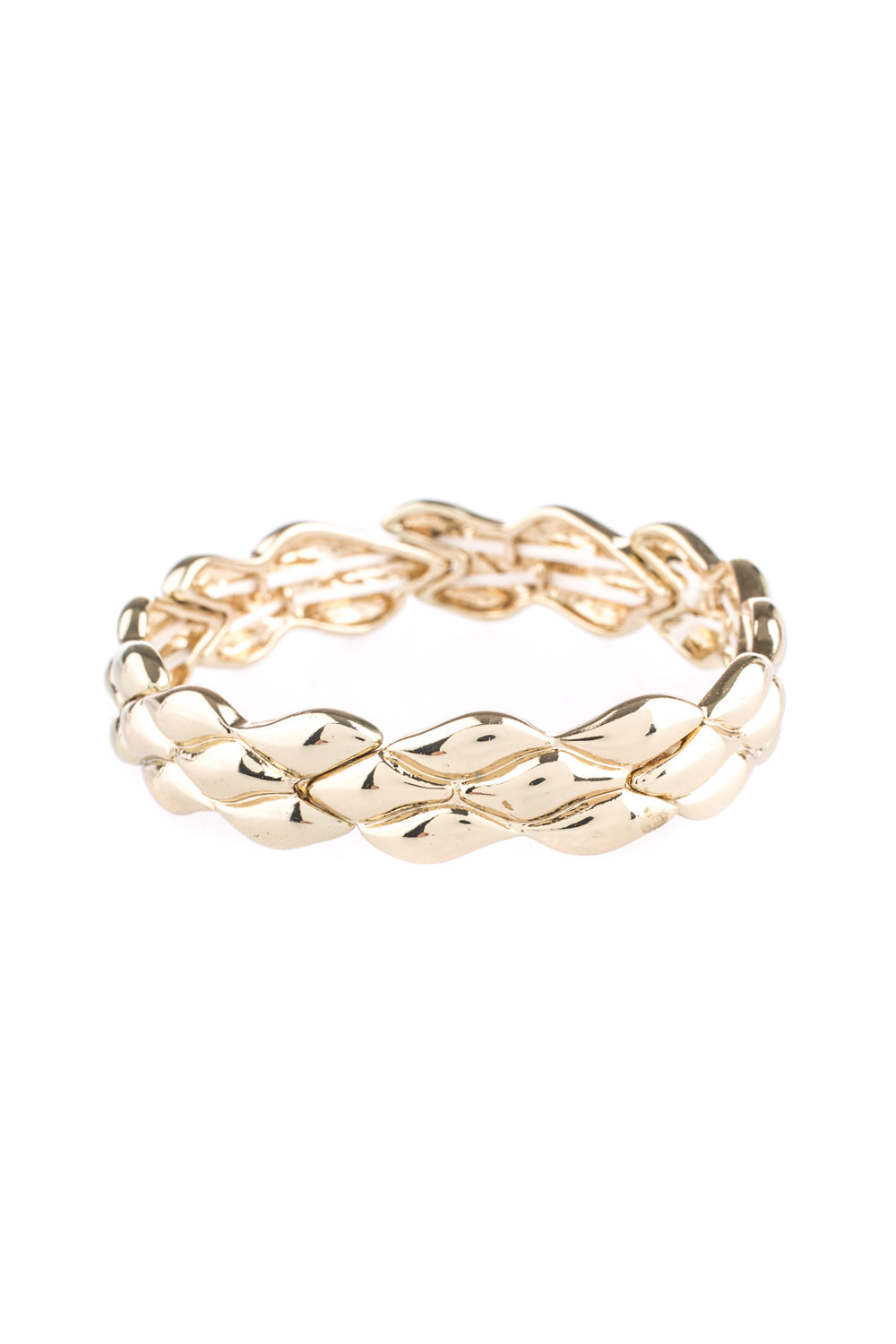 Type 3 Braided Halo Bracelet