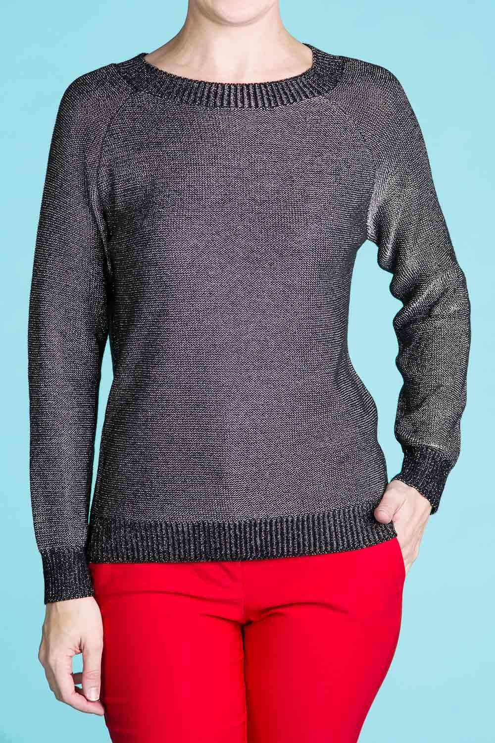 Type 4 Frosted Frost Sweater