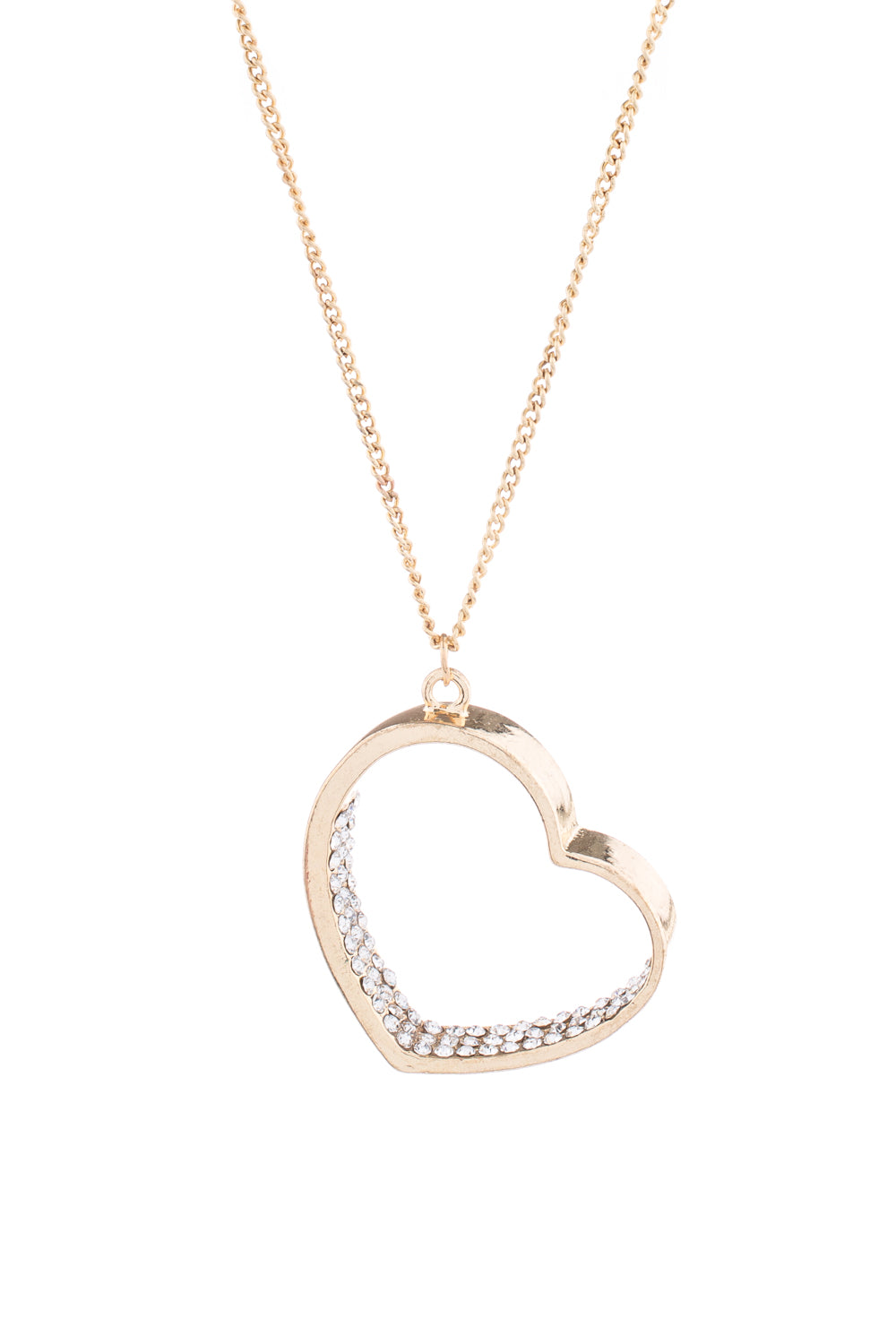 Type 1 All The Love Necklace In Gold