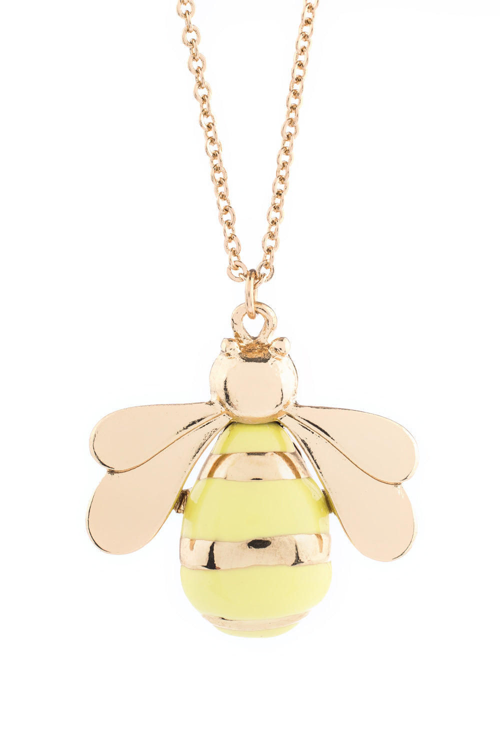 Type 1 Sugar Bee Necklace