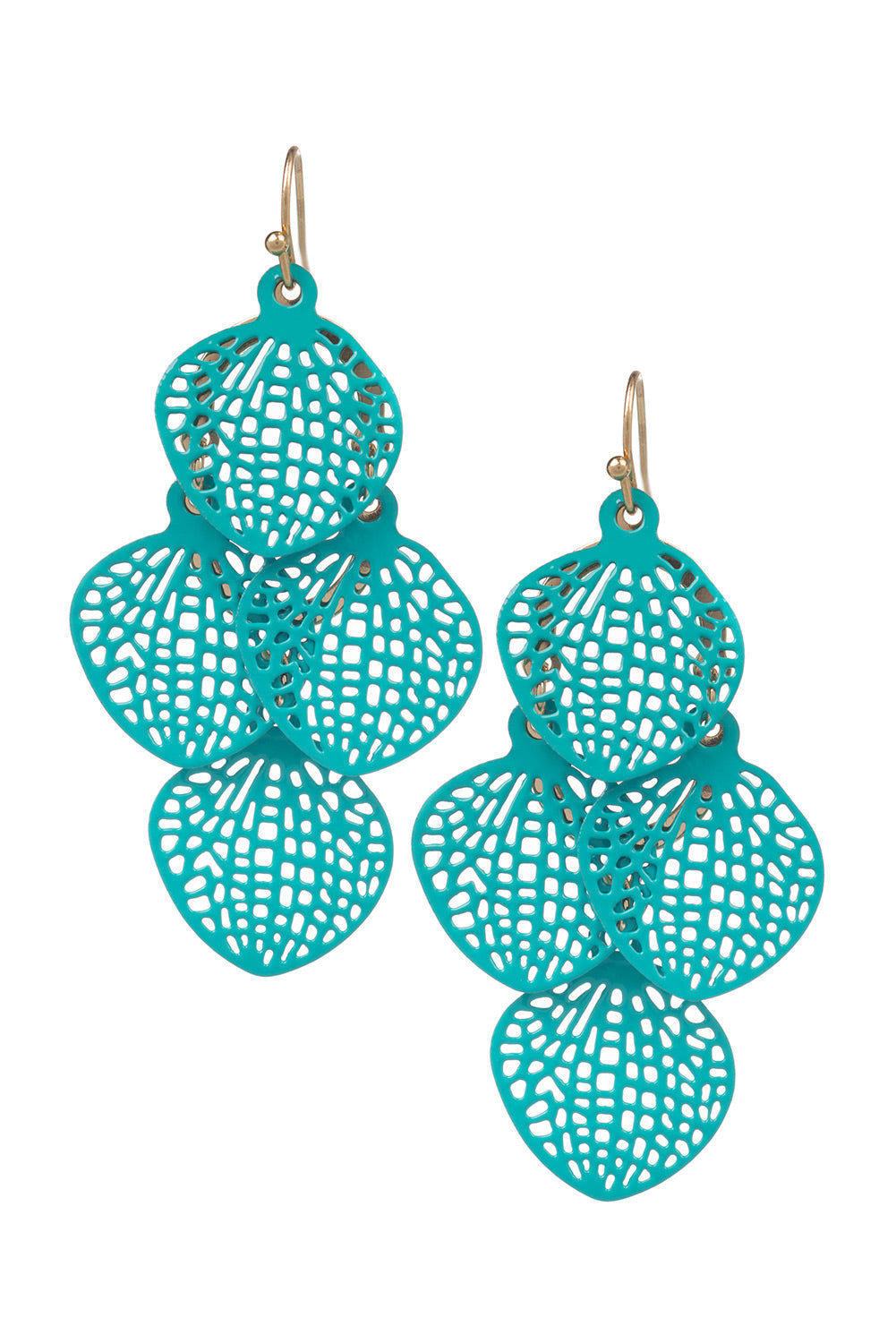 Type 3 Turquoise Touch Earrings